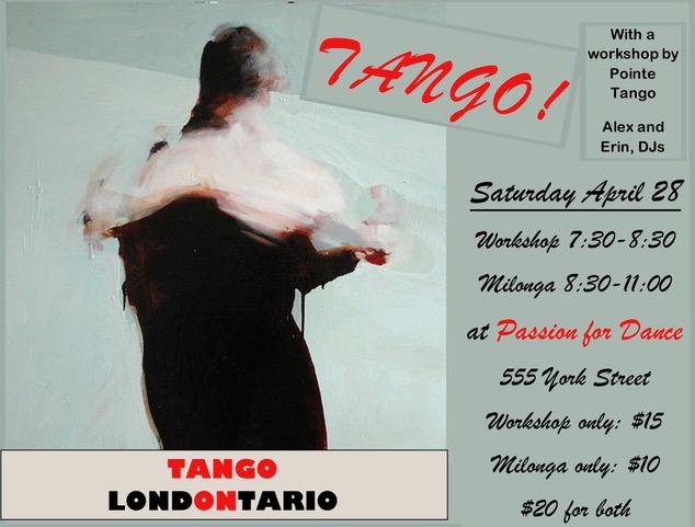Tango 28 April
