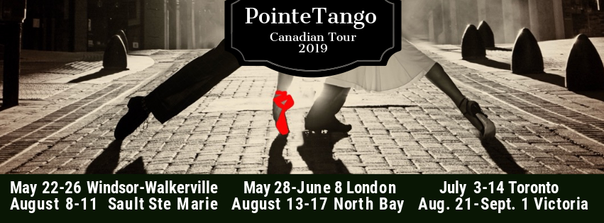 2019 PointeTAngo tour dates