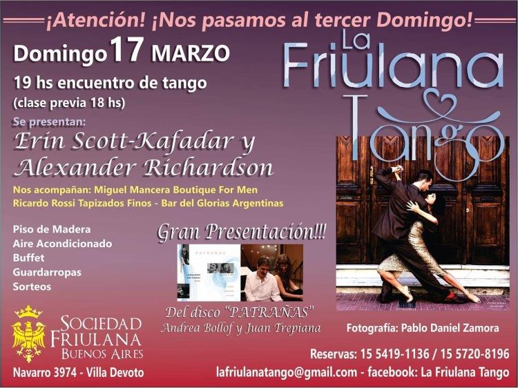 Friulana Exibition March 17, 2019