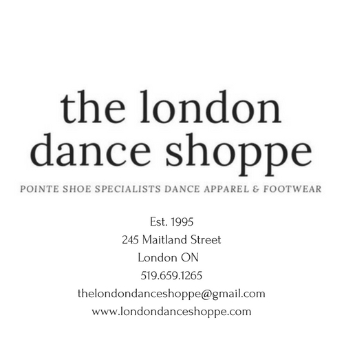 london dance shop